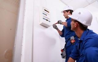 Instalación eléctrica en el hogar