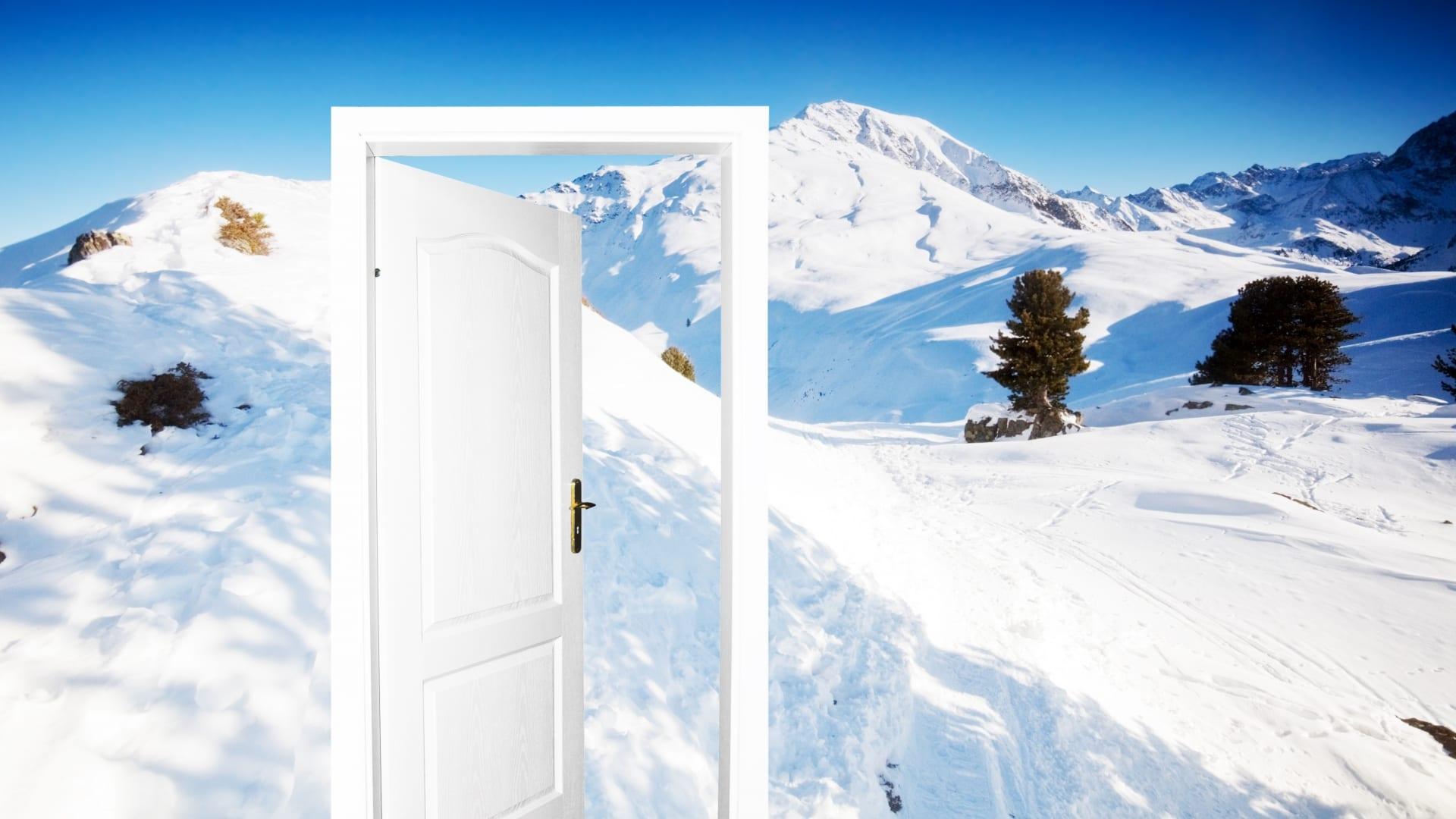 consejos para puertas congeladas